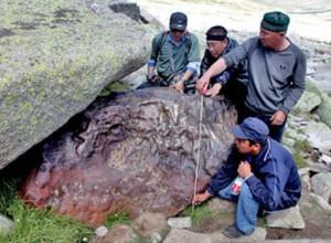 Altay meteorite Xinjiang China iron stony chinese meteorites
