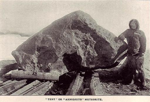 cape york iron meteorite tent Ahnighito Women