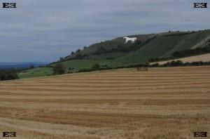 white horses wiltshire england